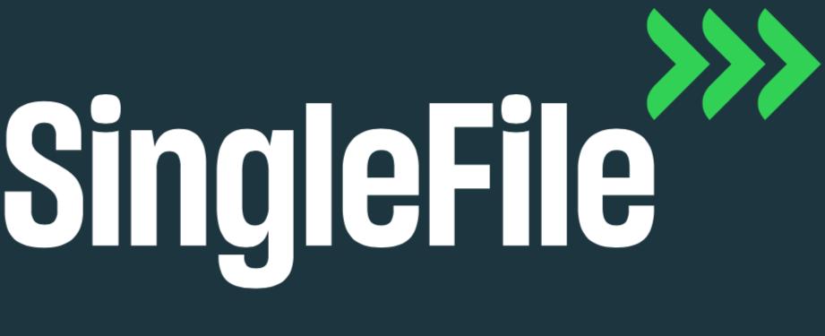 Singlefile logo